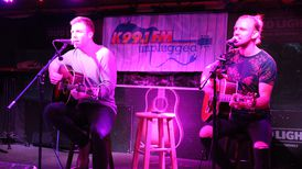 PHOTOS: K99.1FM Unplugged with Teddy Robb
