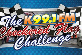 Play our Checkered Flag Challenge and win weekly prizes!