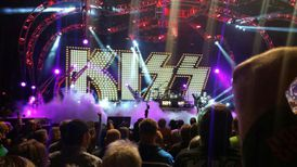 Photos Kiss and Def Leppard in concert