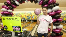 99Jamz Bowling For Breast Cancer Awareness