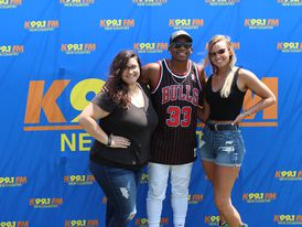 PHOTOS: Jimmie Allen and Riley Green's soundcheck party