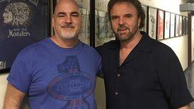 Rock stars & more visit with Joe Rock