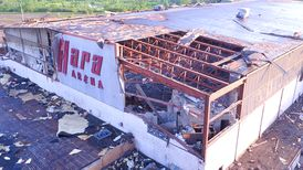 A LOOK BACK IN PHOTOS: Daylight reveals widespread damage from Memorial Day storms
