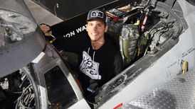 Granger Smith tours the National Museum of the U.S. Air Force